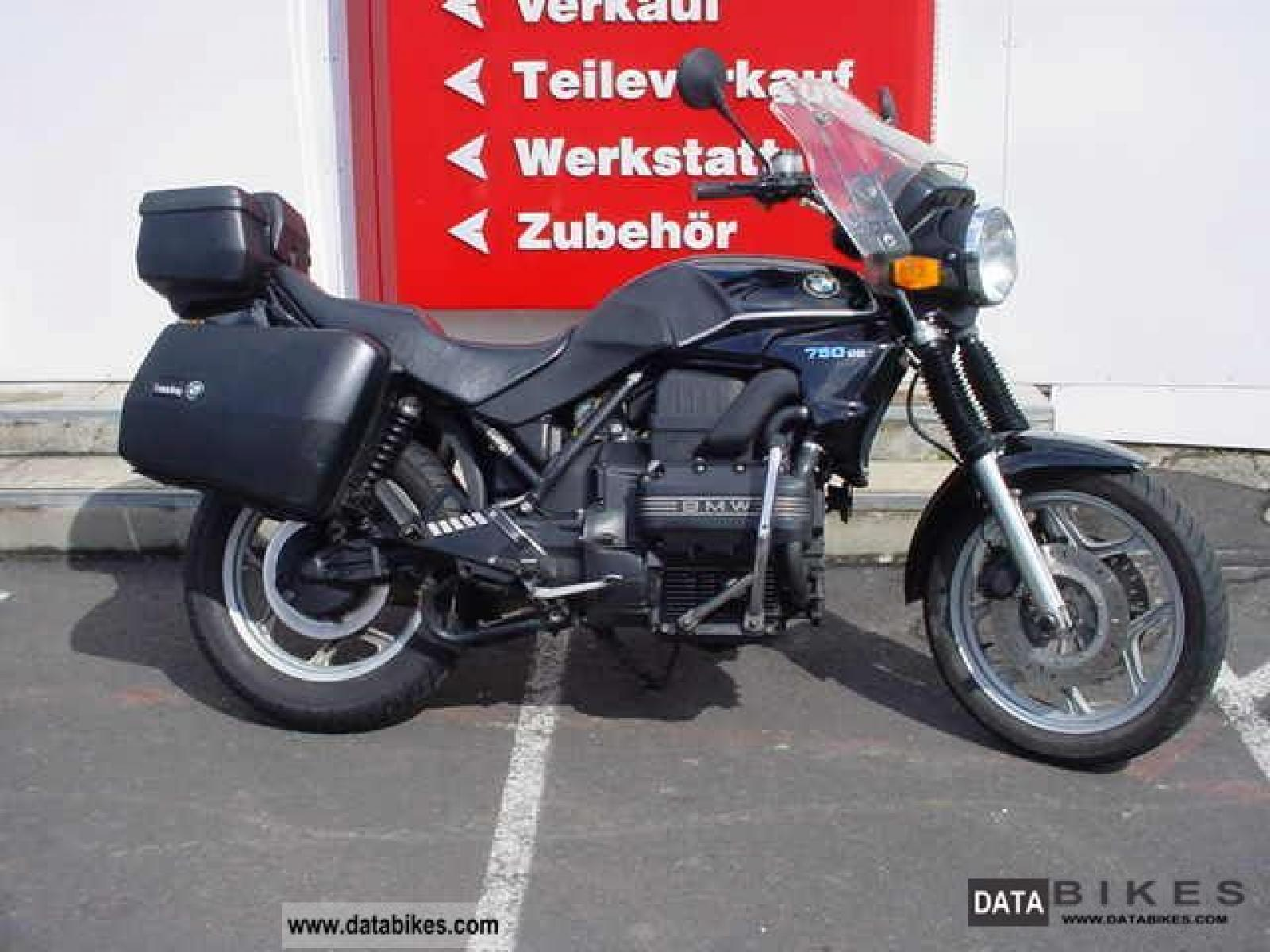 1989 bmw k75 pics specs and information. Black Bedroom Furniture Sets. Home Design Ideas