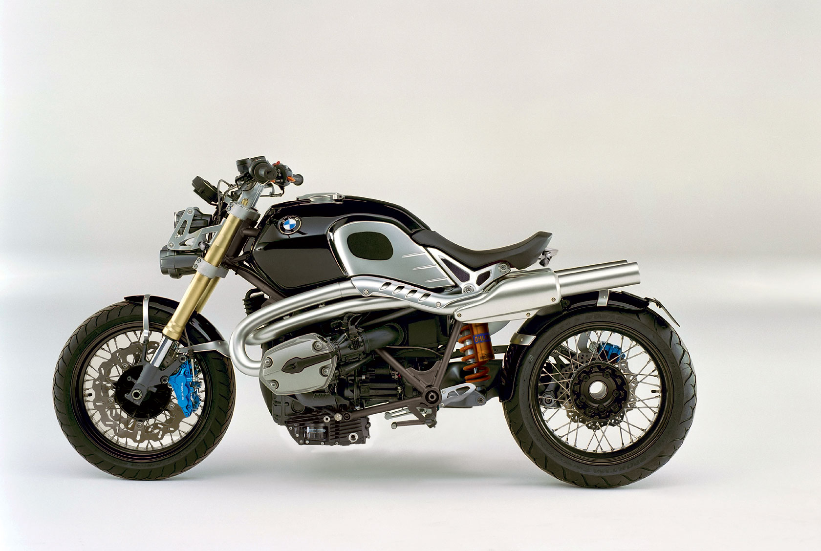 BMW Lo Rider Concept images #8445