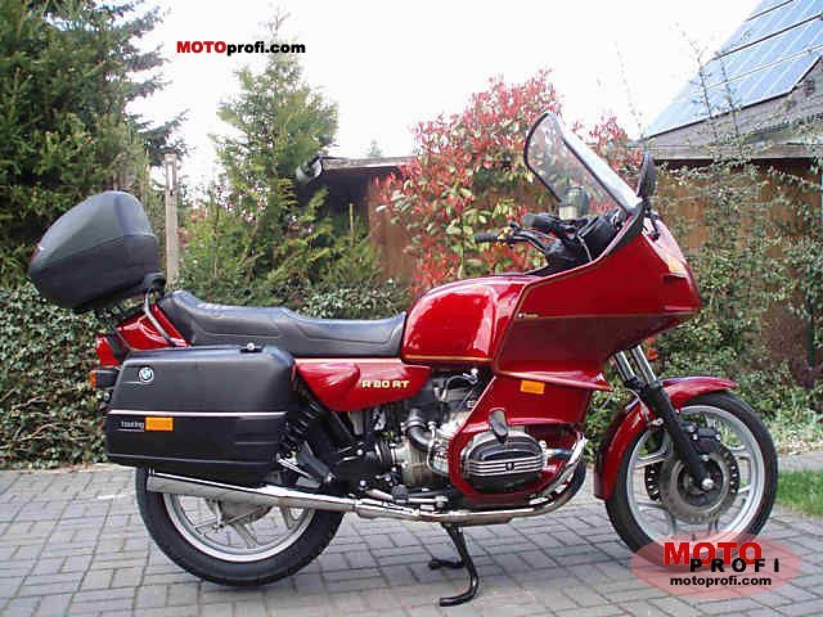 BMW R80RT 1982 images #4184