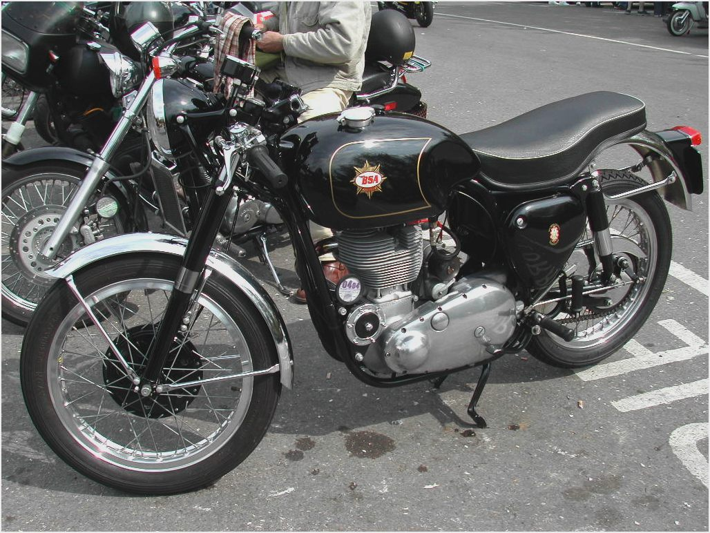 BSA SR 500 Gold 2000 images #65484