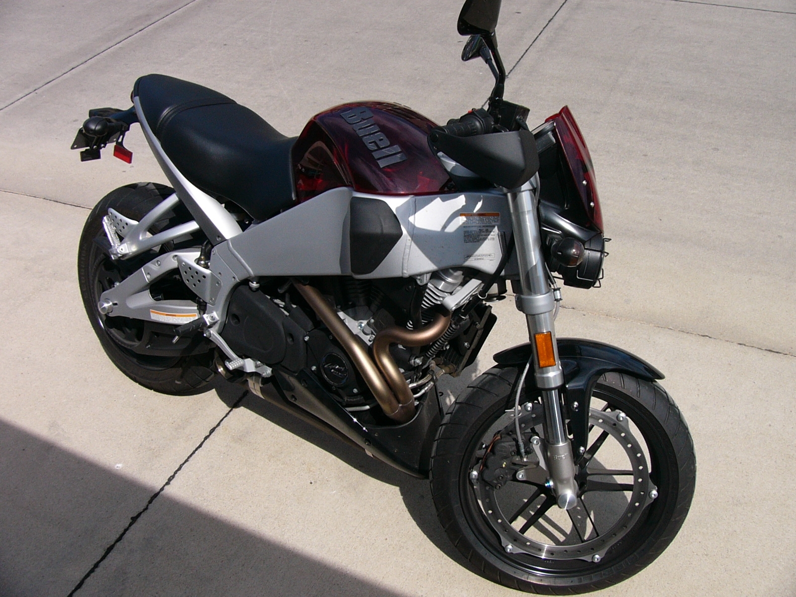 Buell Blast 2005 images #70822