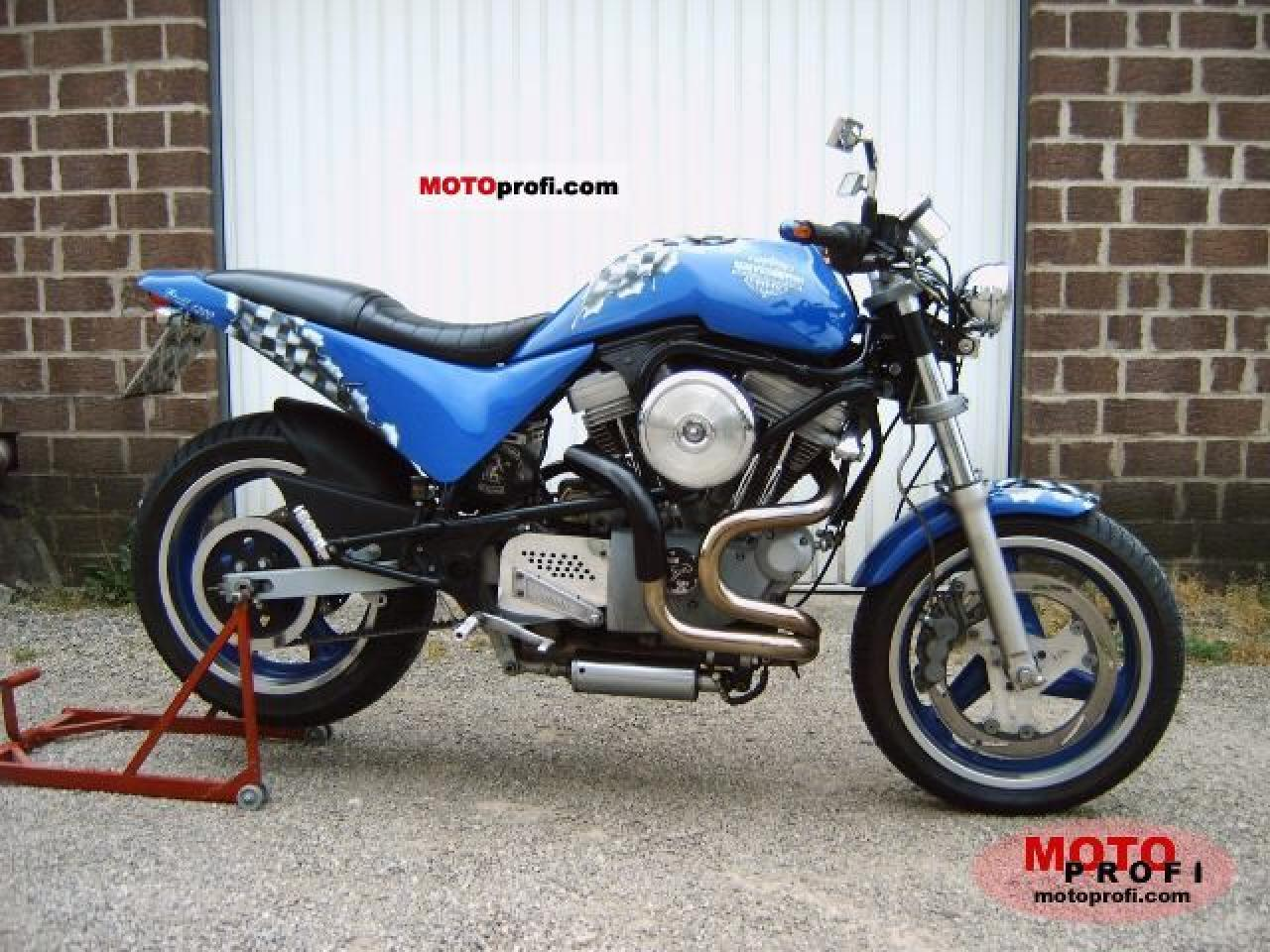 1999 Buell M2 Cyclone  Pics  Specs And Information