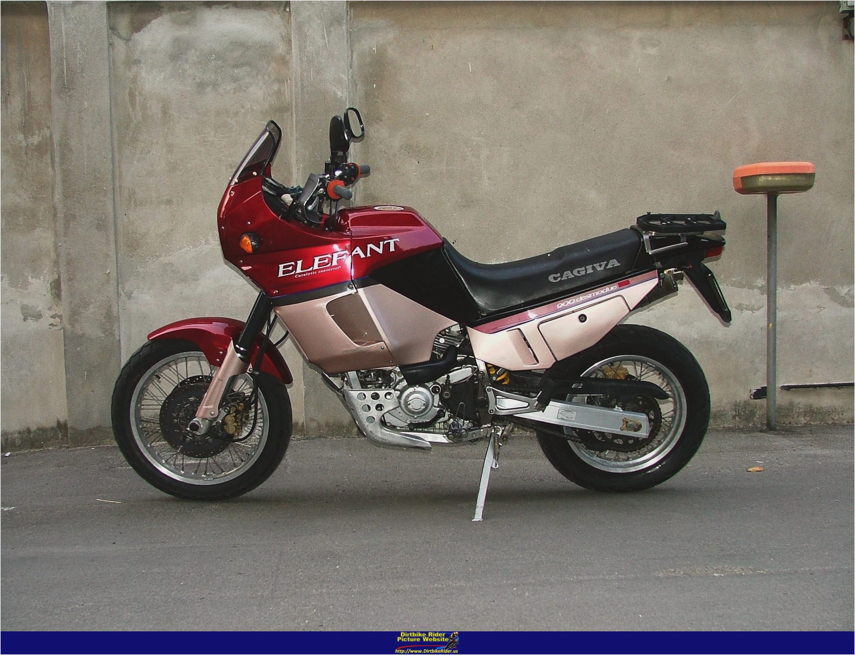 Cagiva Elefant 900 IE 1990 images #68848