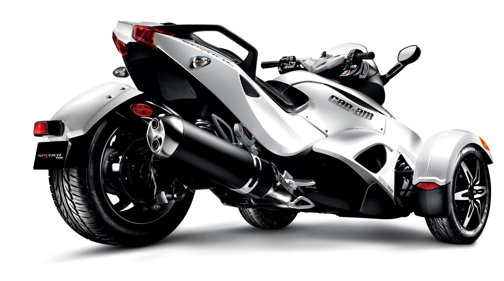 Can-Am Spyder RS-S 2011 images #94407