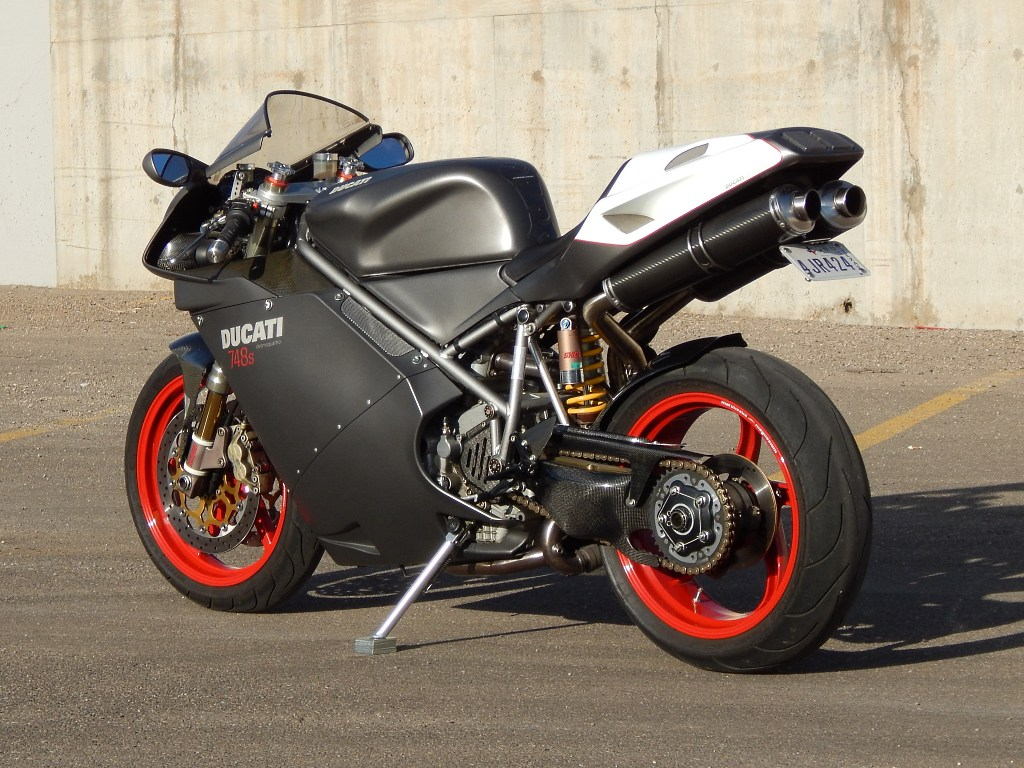 Ducati 748 wallpapers #111207