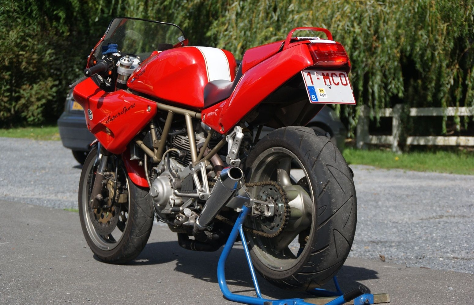 Ducati 900 SS 1997 images #79033