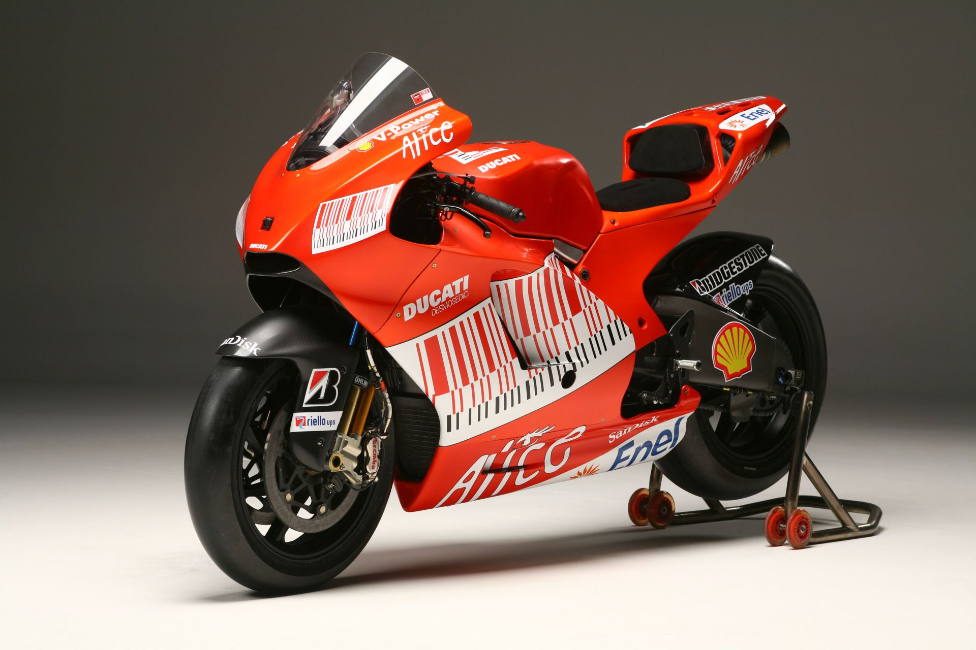 Ducati Desmosedici RR wallpapers #12021
