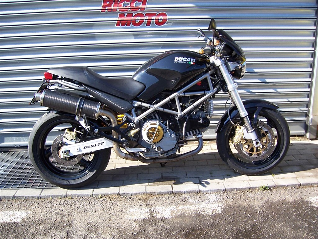 Ducati Monster 1000 S 2003 wallpapers #11324