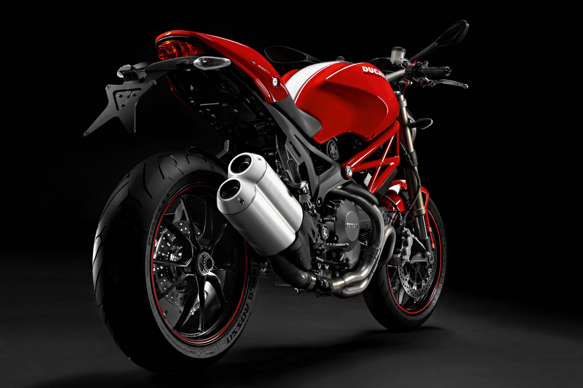 Ducati Monster 1100 EVO 2012 wallpapers #33452