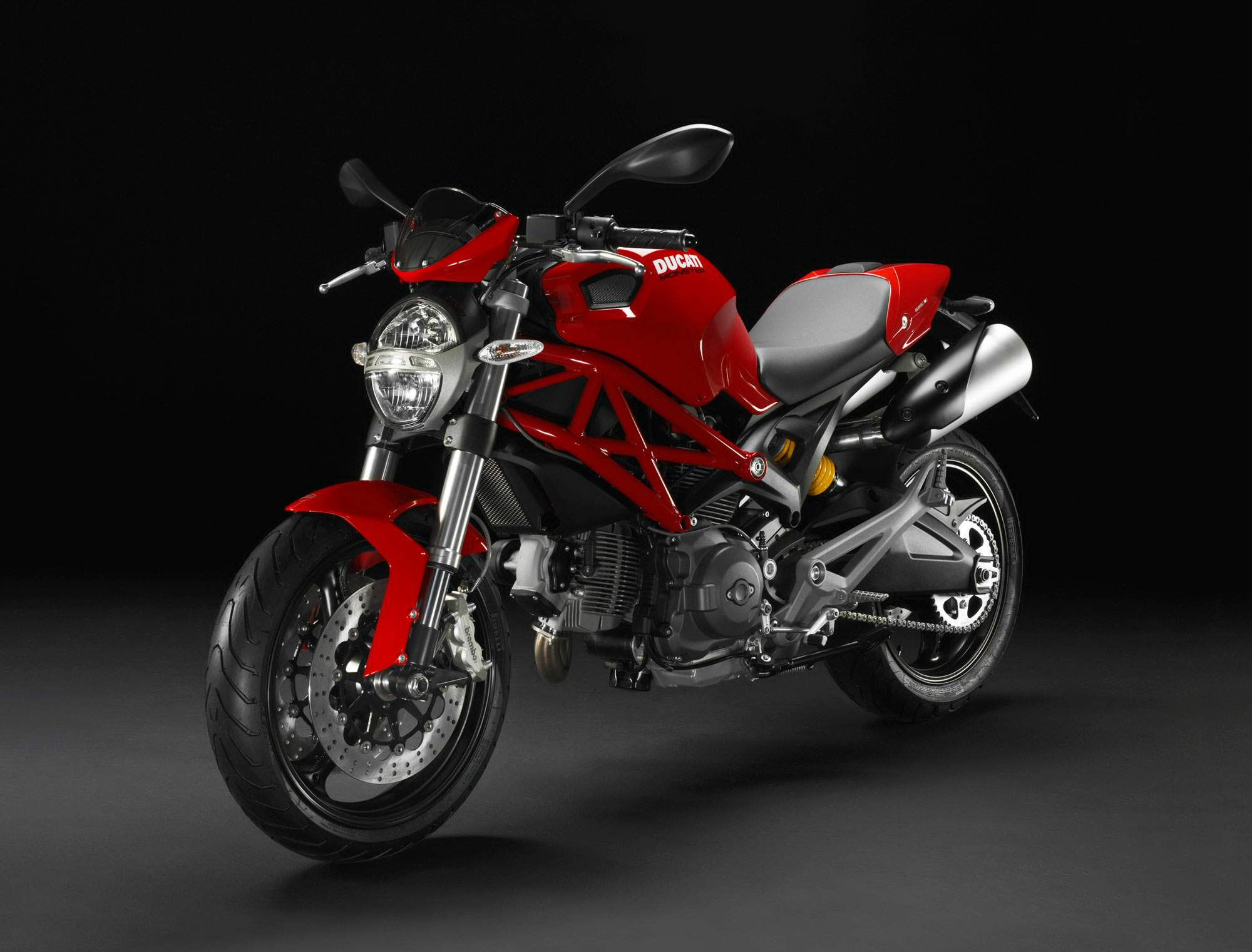 Ducati Monster 659 2013 wallpapers #13214