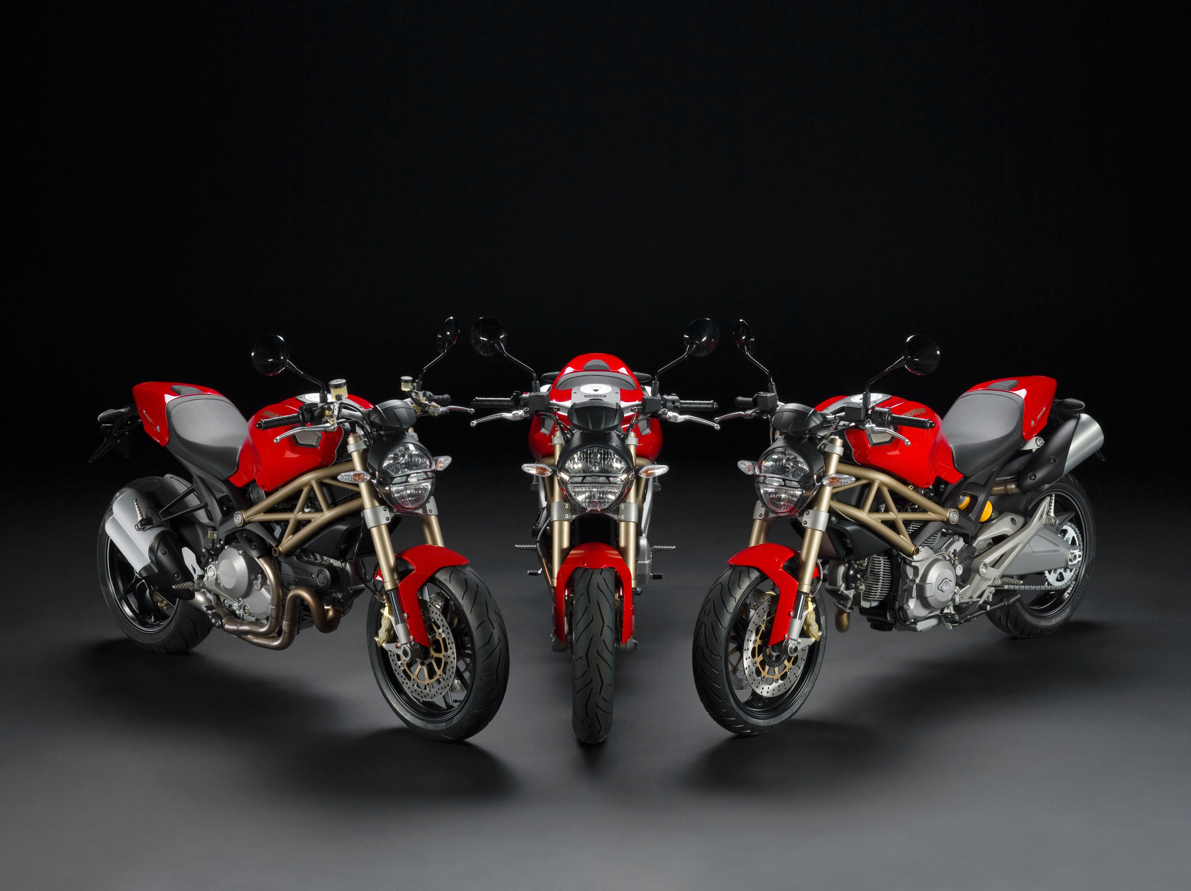 Ducati Monster 796 Anniversary 2013 wallpapers #142159