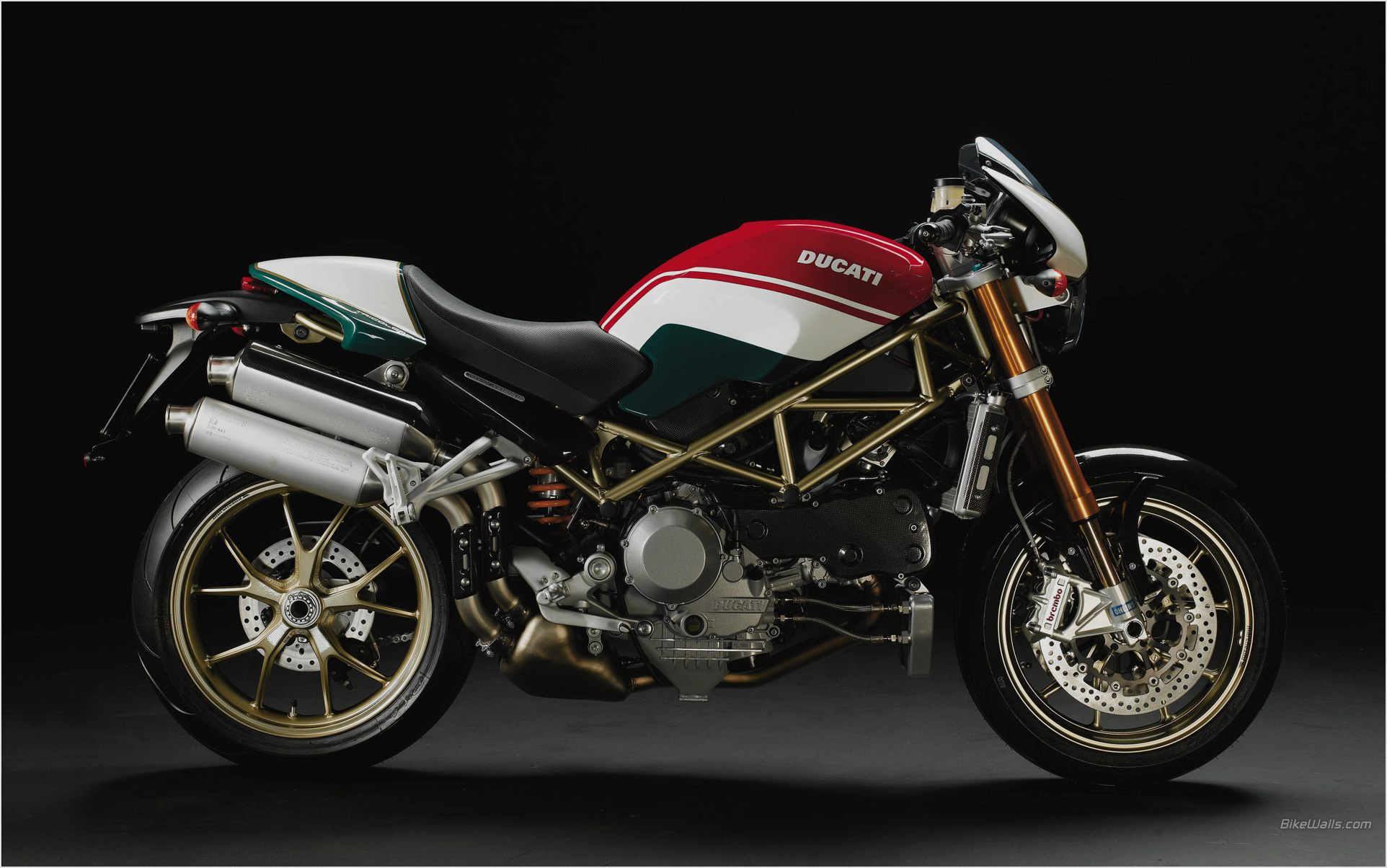 Ducati Monster S4R wallpapers #149103