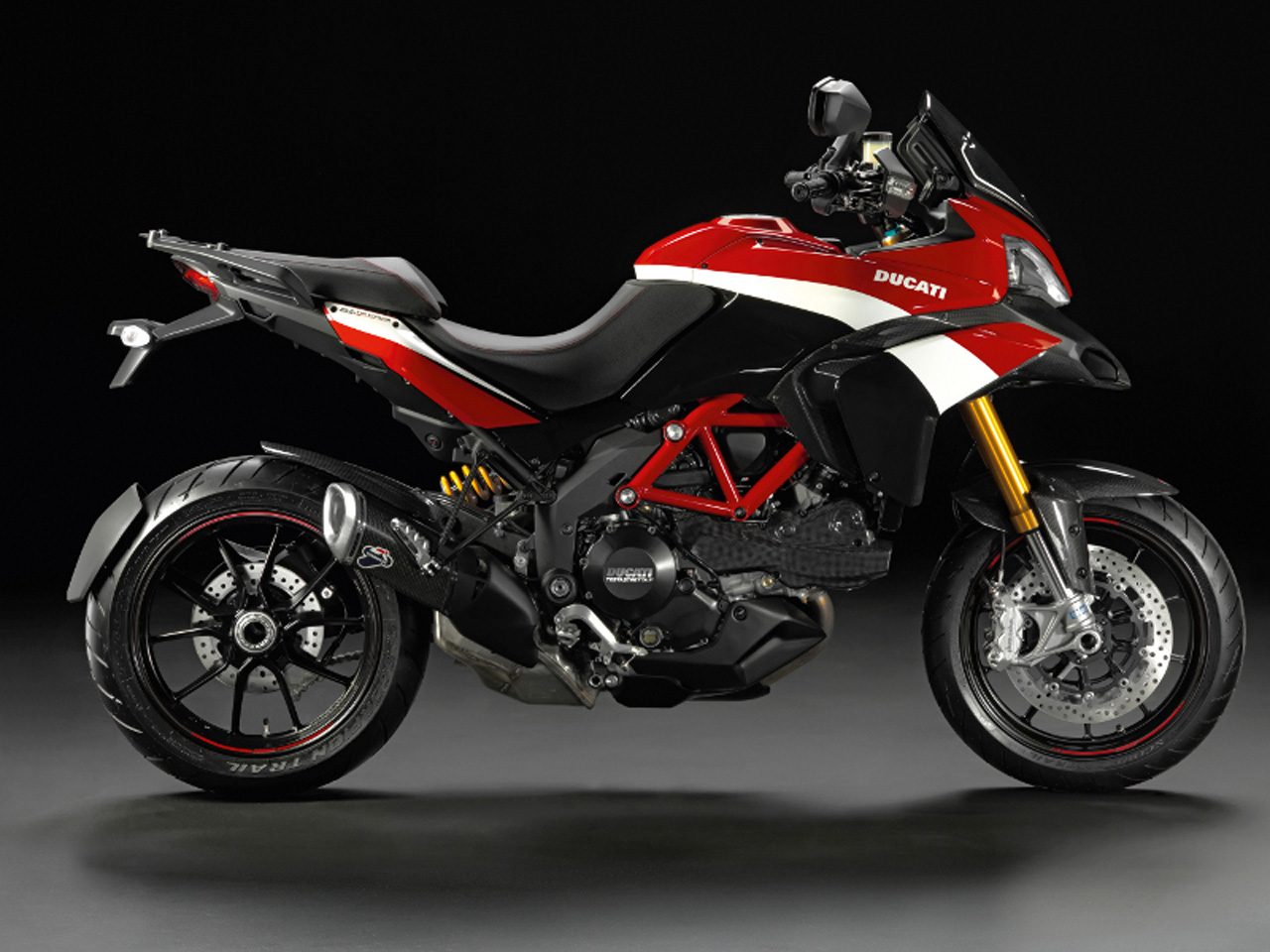 Ducati Multistrada 1200 S Pikes Peak Edition 2013 images #80027