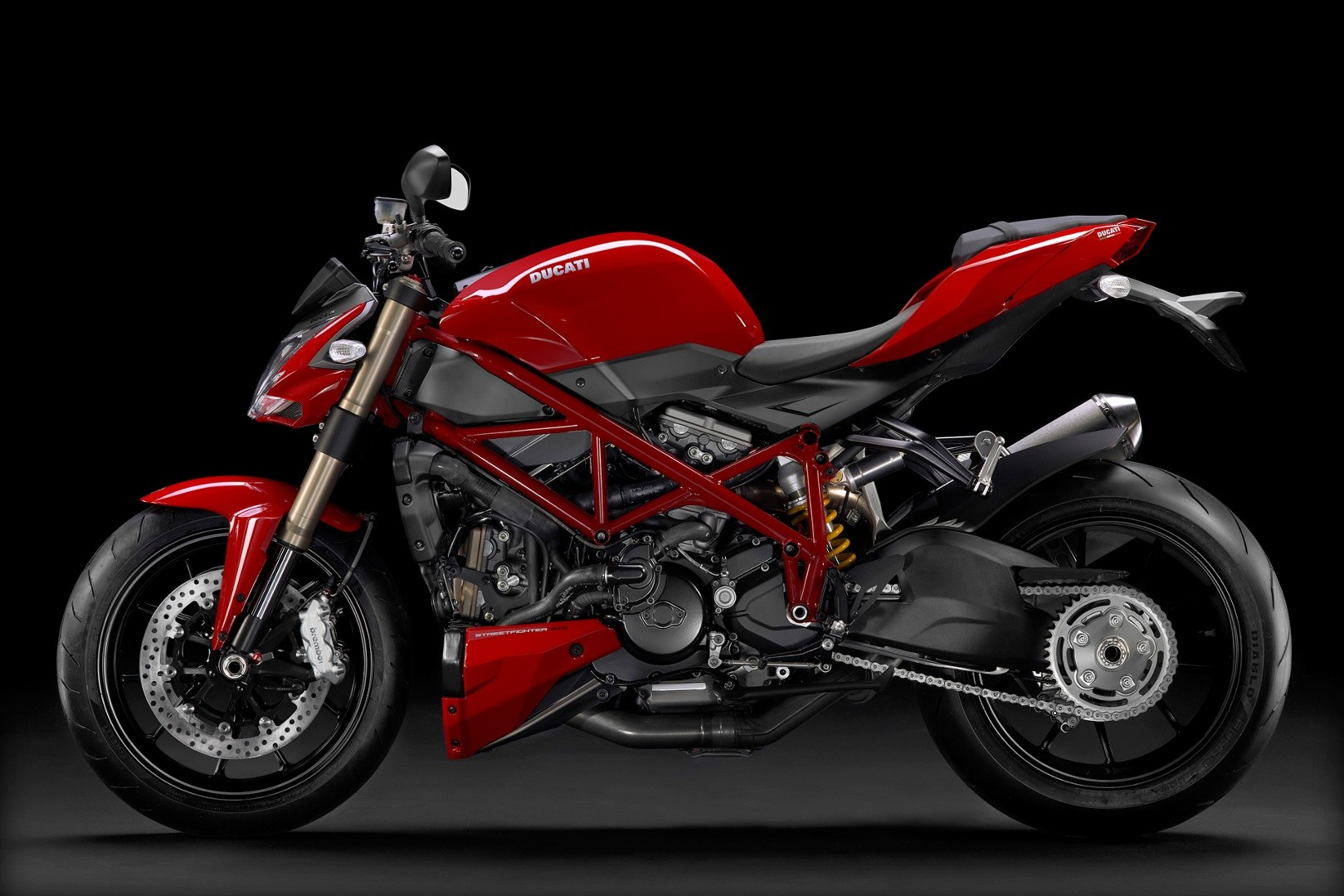 Ducati Streetfighter 848 wallpapers #13413