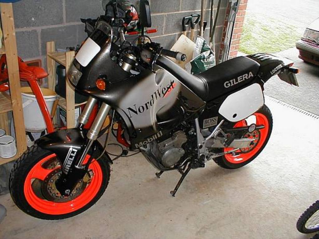 Gilera 600 Nordwest 1991 images #73590