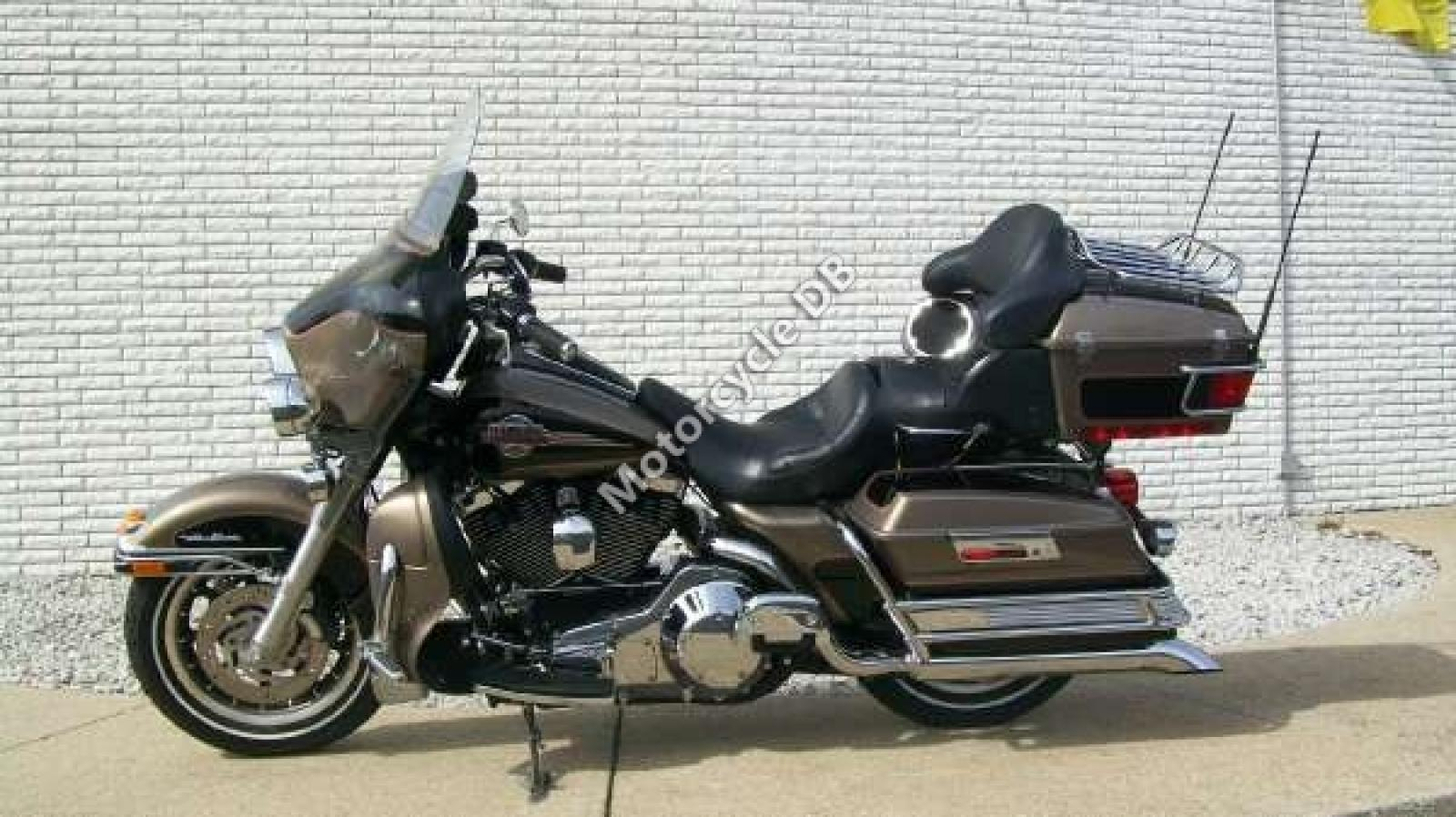 Harley-Davidson FLHTC 1340 Electra Glide Classic images #79928