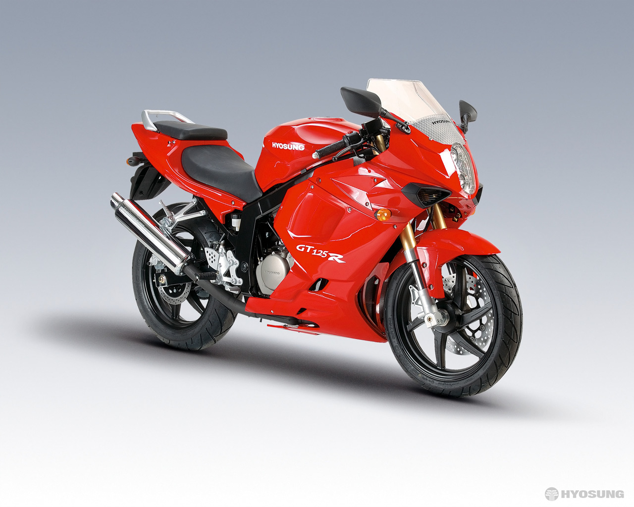 Hyosung Comet GT125 2005 wallpapers #143155