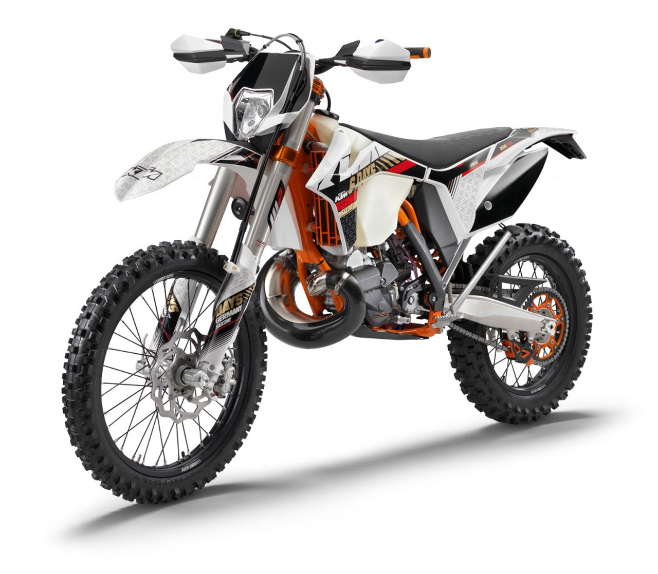 KTM 250 EXC-F SixDays 2011 wallpapers #161301
