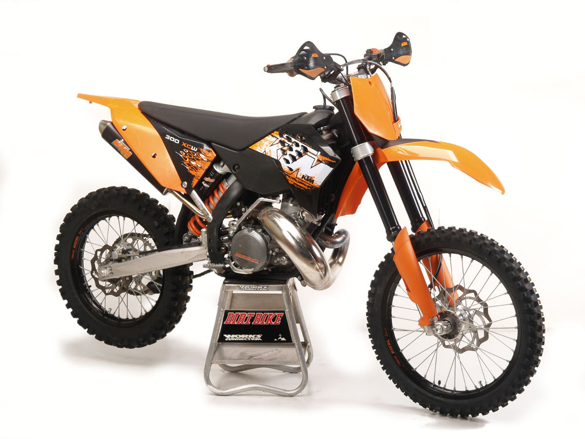 KTM 300 MXC 2002 images #85475