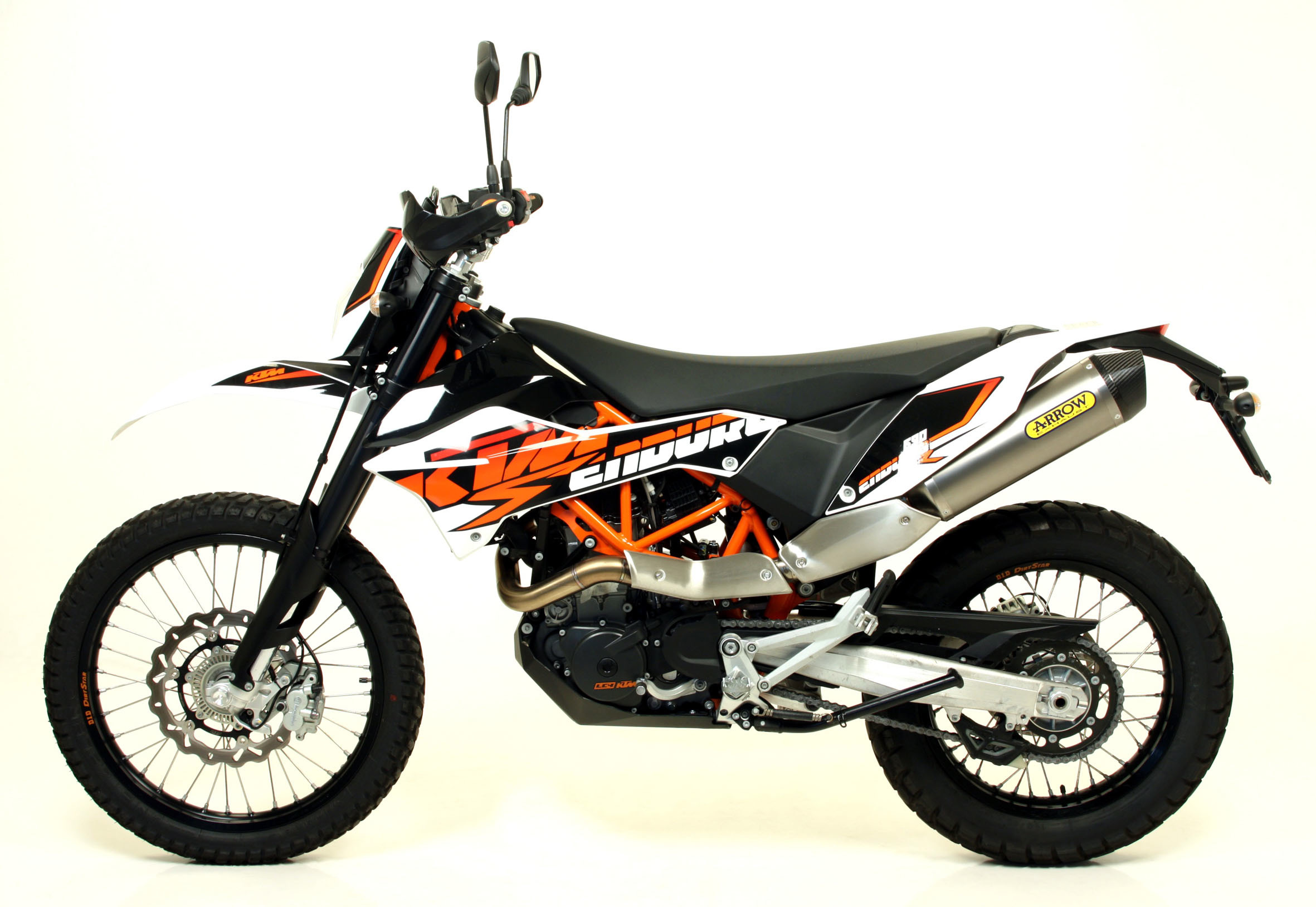 Ktm 690 Smc 2008 Specifications