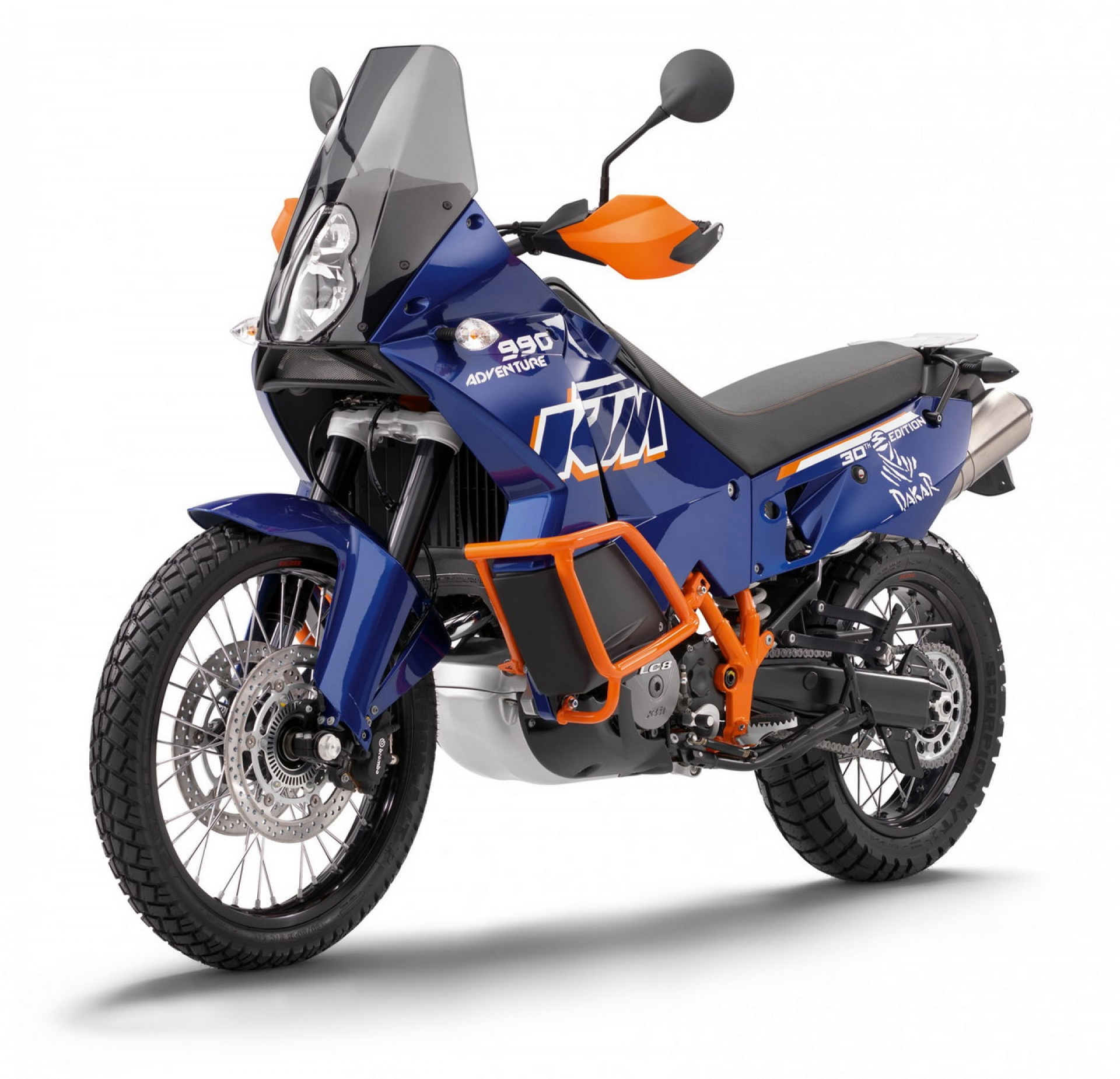 KTM 990 Adventure 2013 wallpapers #160409