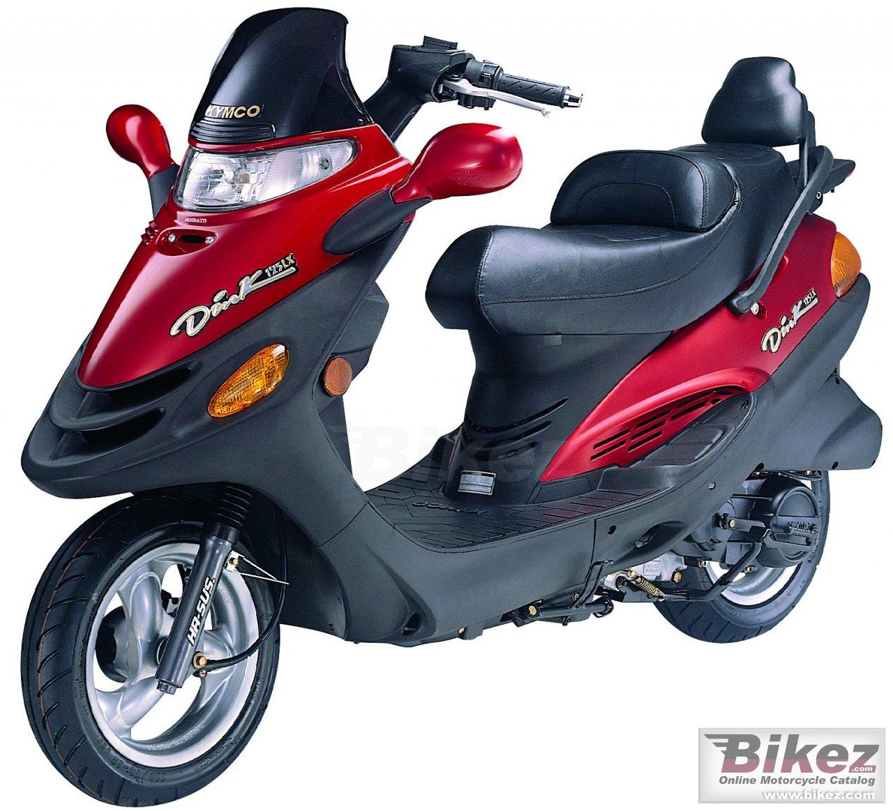 Kymco Zing 150 1997 images #99661