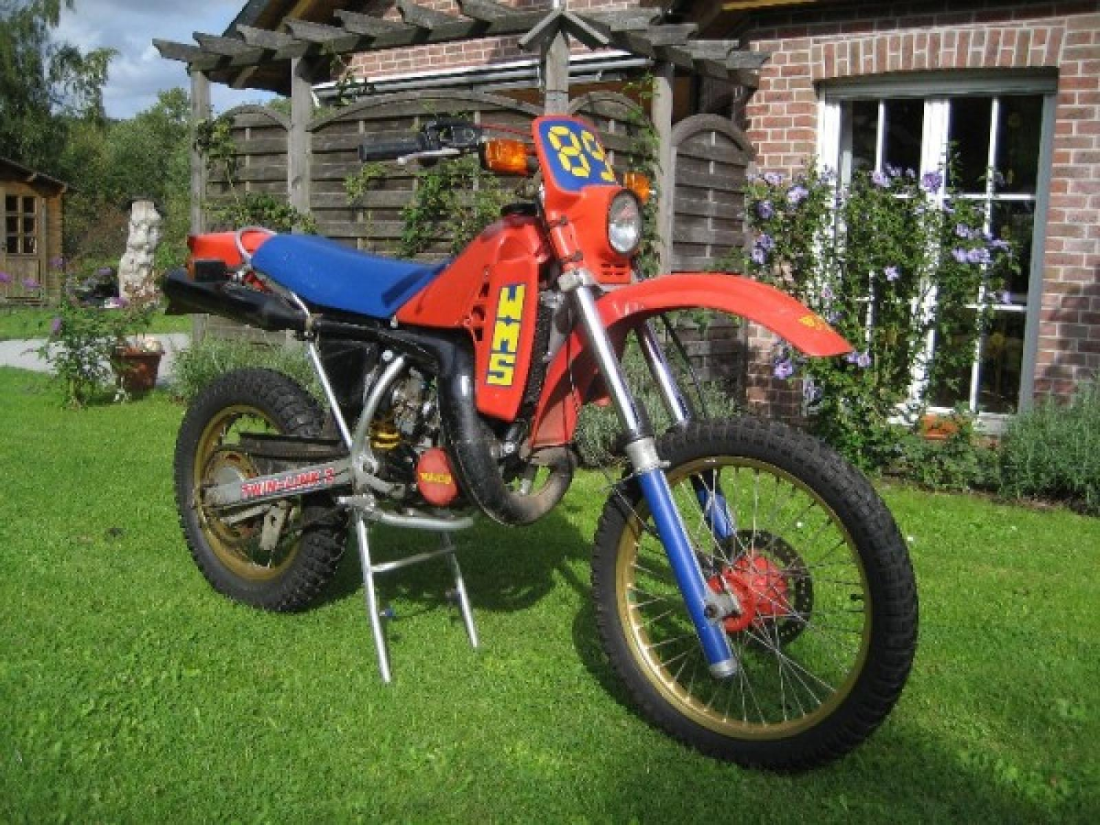 Maico GME 250 1985 images #102237