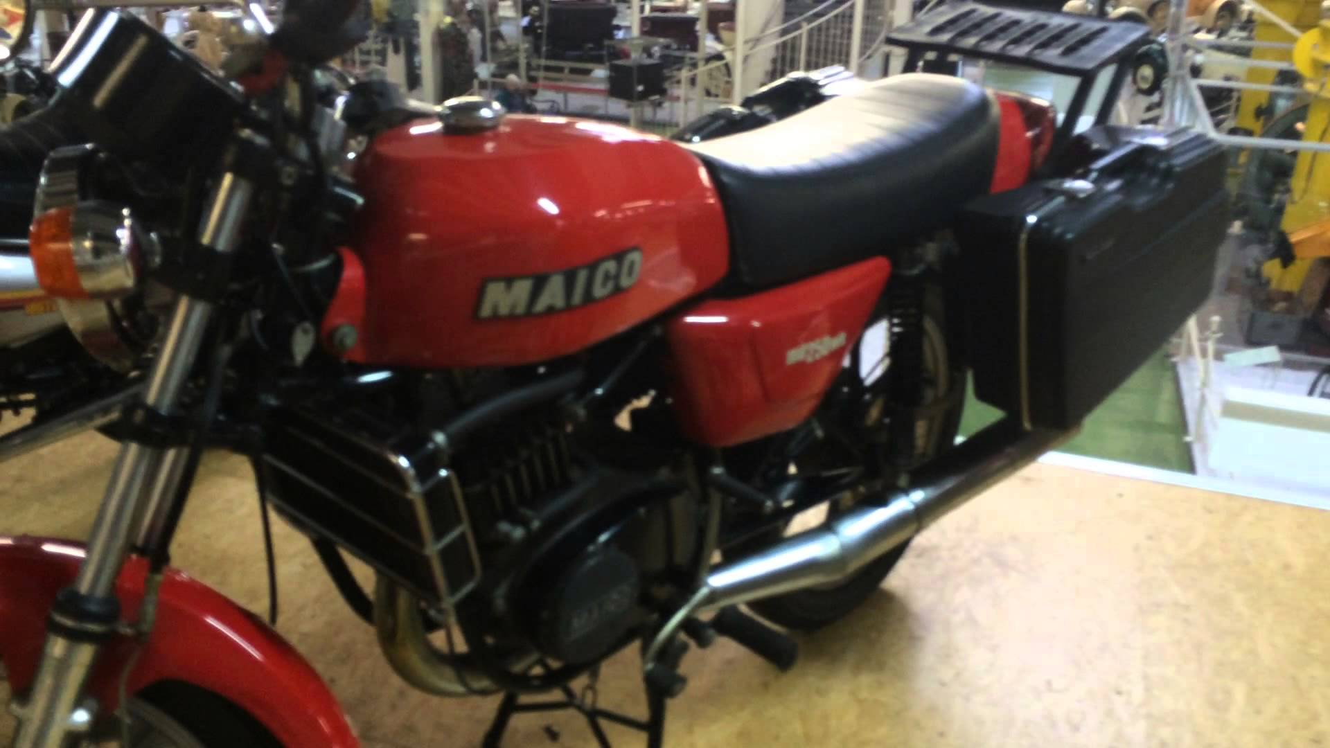 Maico MD 250 1971 images #102833