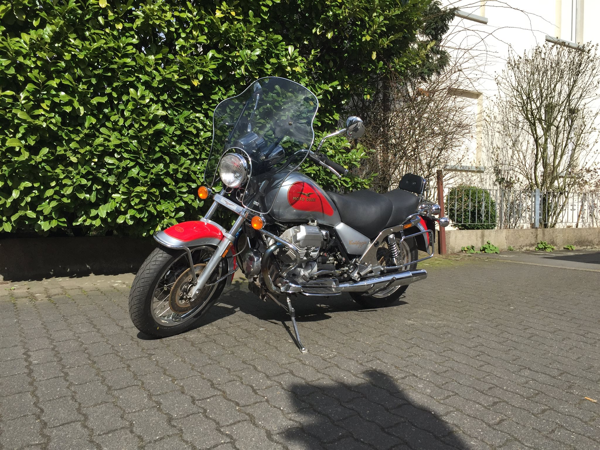 Moto Guzzi California 75 images #109060