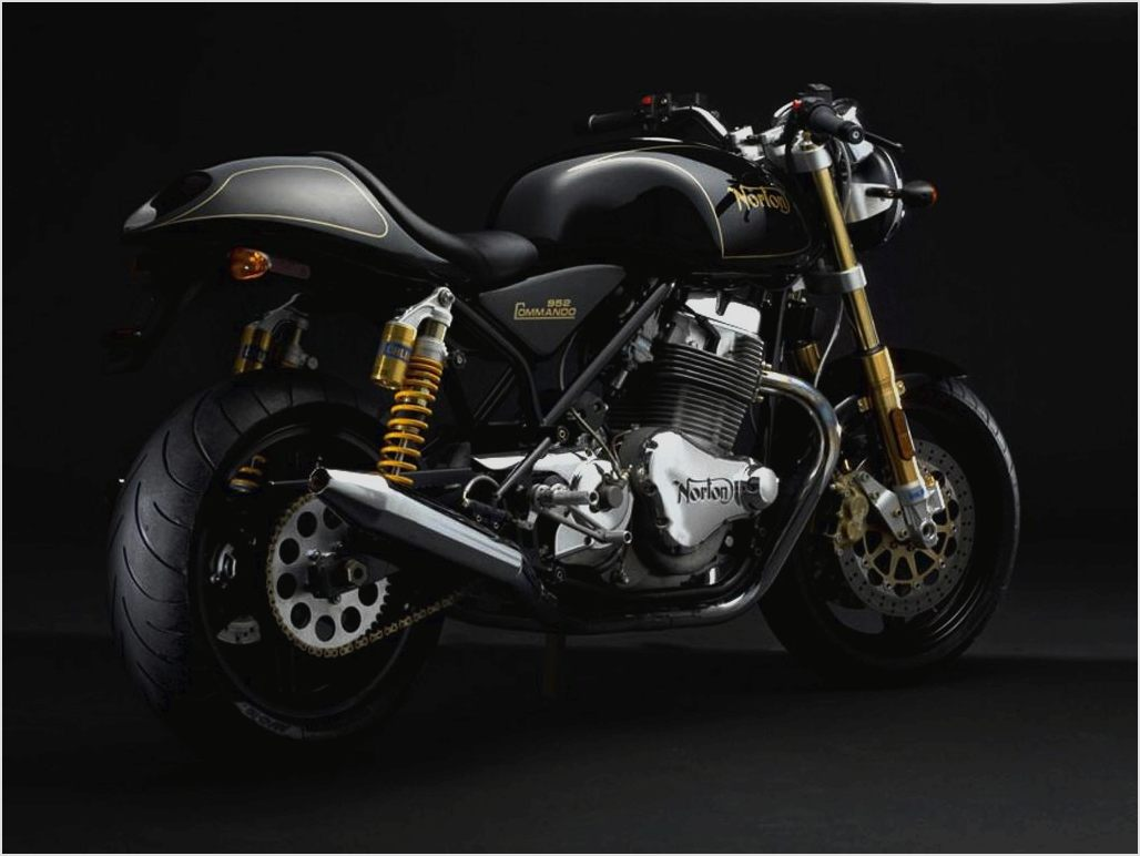 Norton Commando 961 Sport images #117642