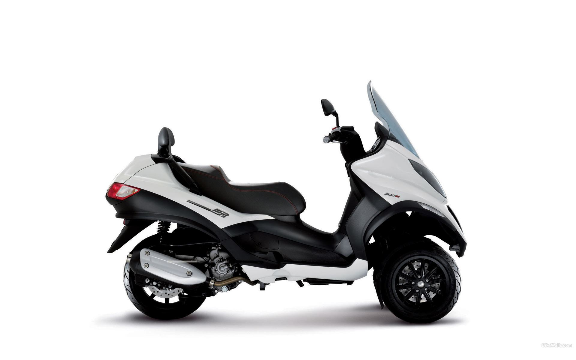 Piaggio MP3 125 Yourban 2011 wallpapers #144543