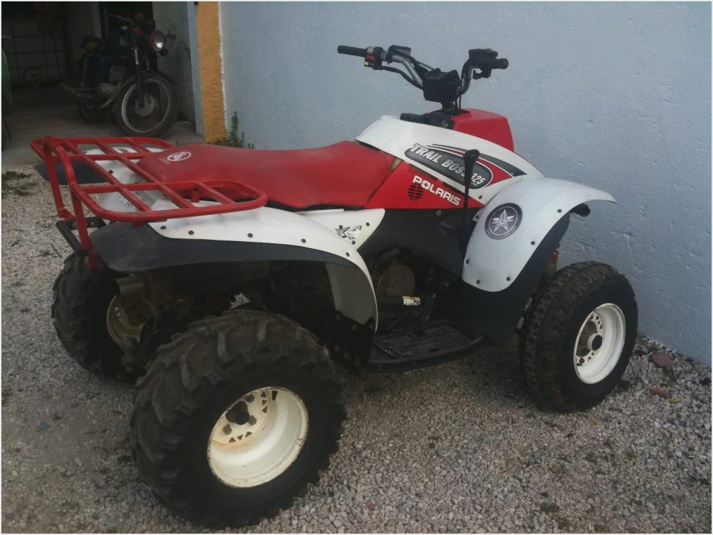 Polaris Trail Boss 330 2005 images #121079
