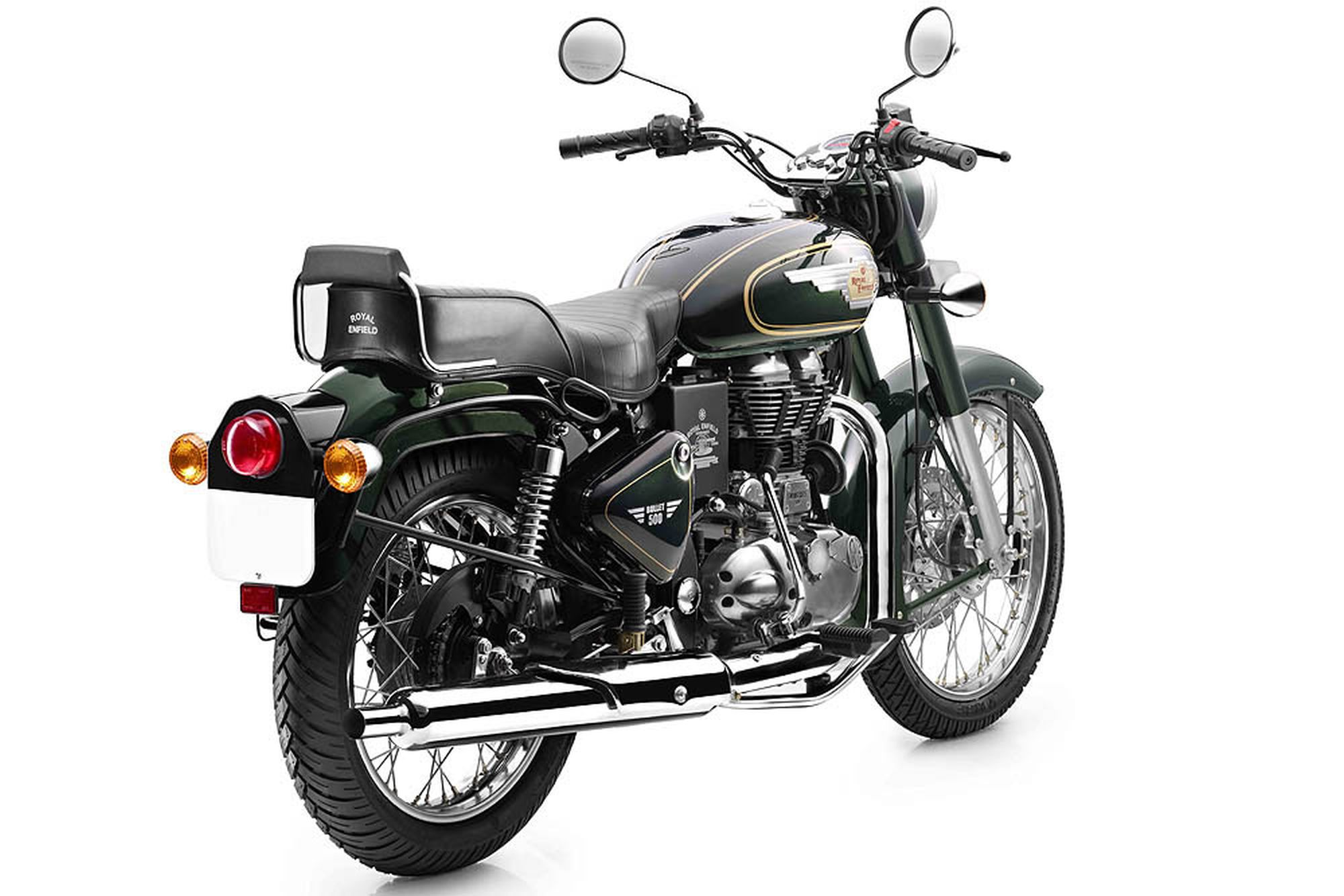 Royal Enfield Bullet 500 Army 1998 images #123448
