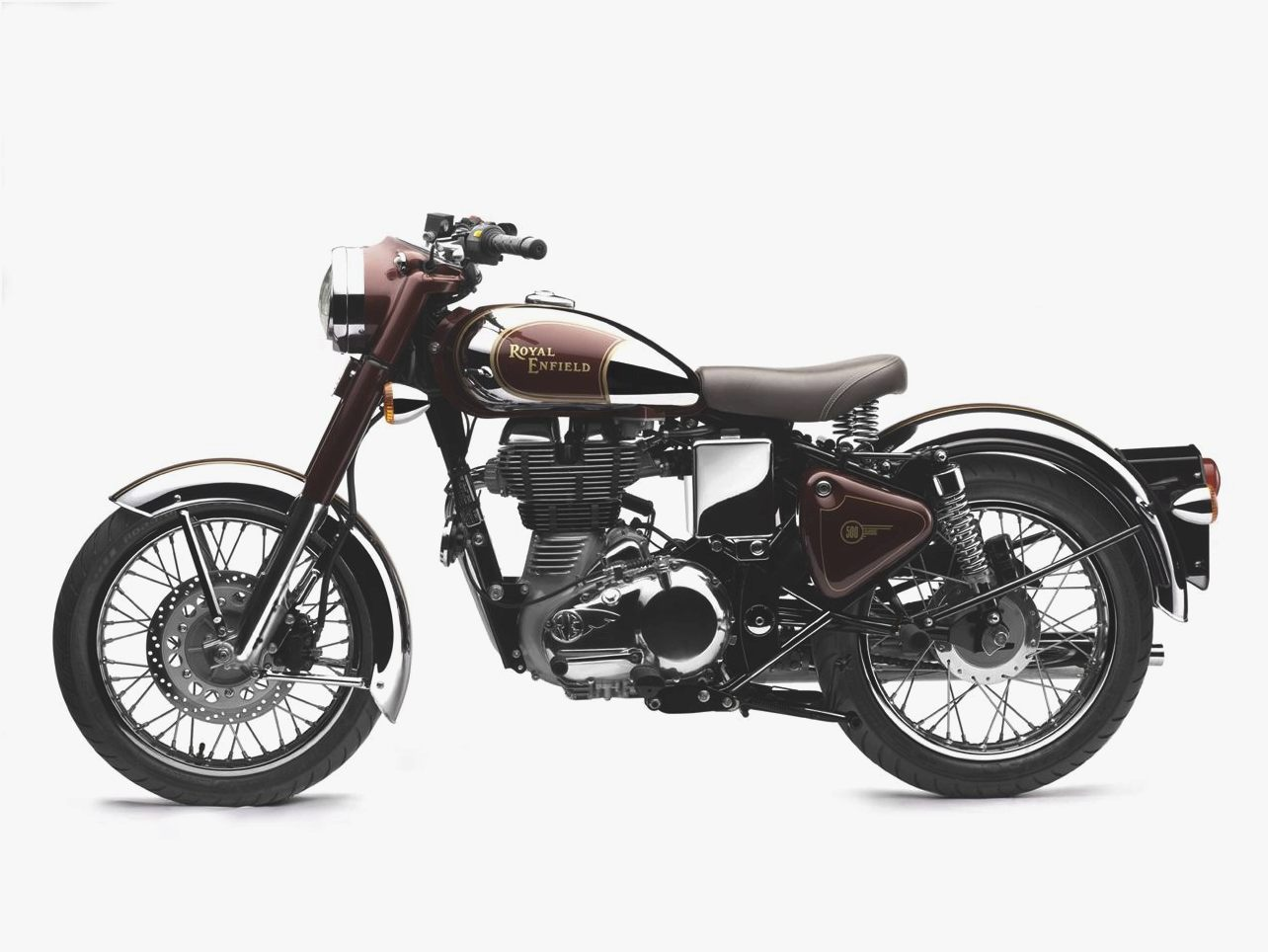 Royal Enfield Bullet 500 Deluxe AVL 2010 images #124041