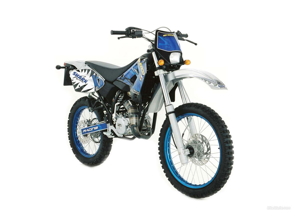 Sherco 125 Enduro Shark Replica images #124641
