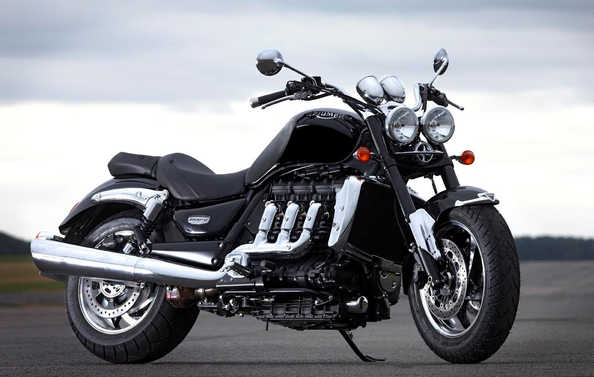 Triumph Rocket III Touring images #126726