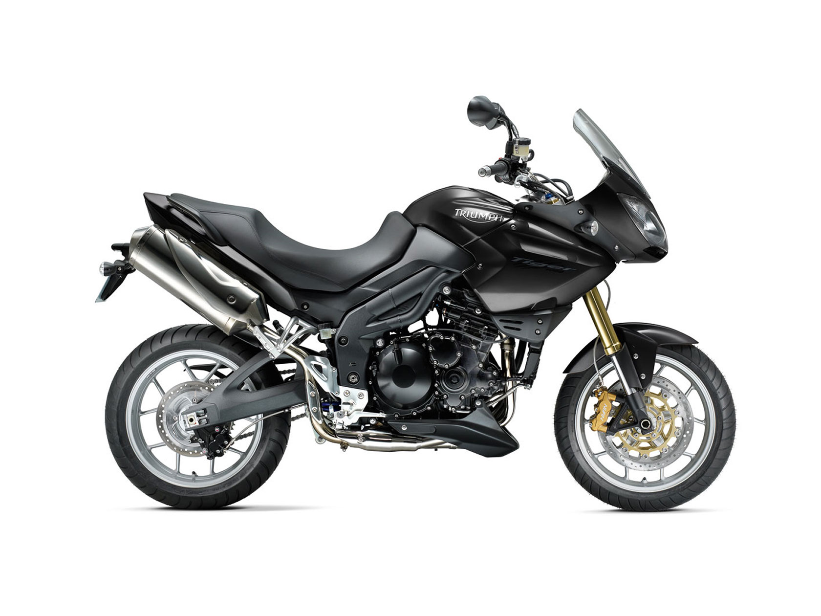 Triumph Tiger 1050 2012 wallpapers #162388