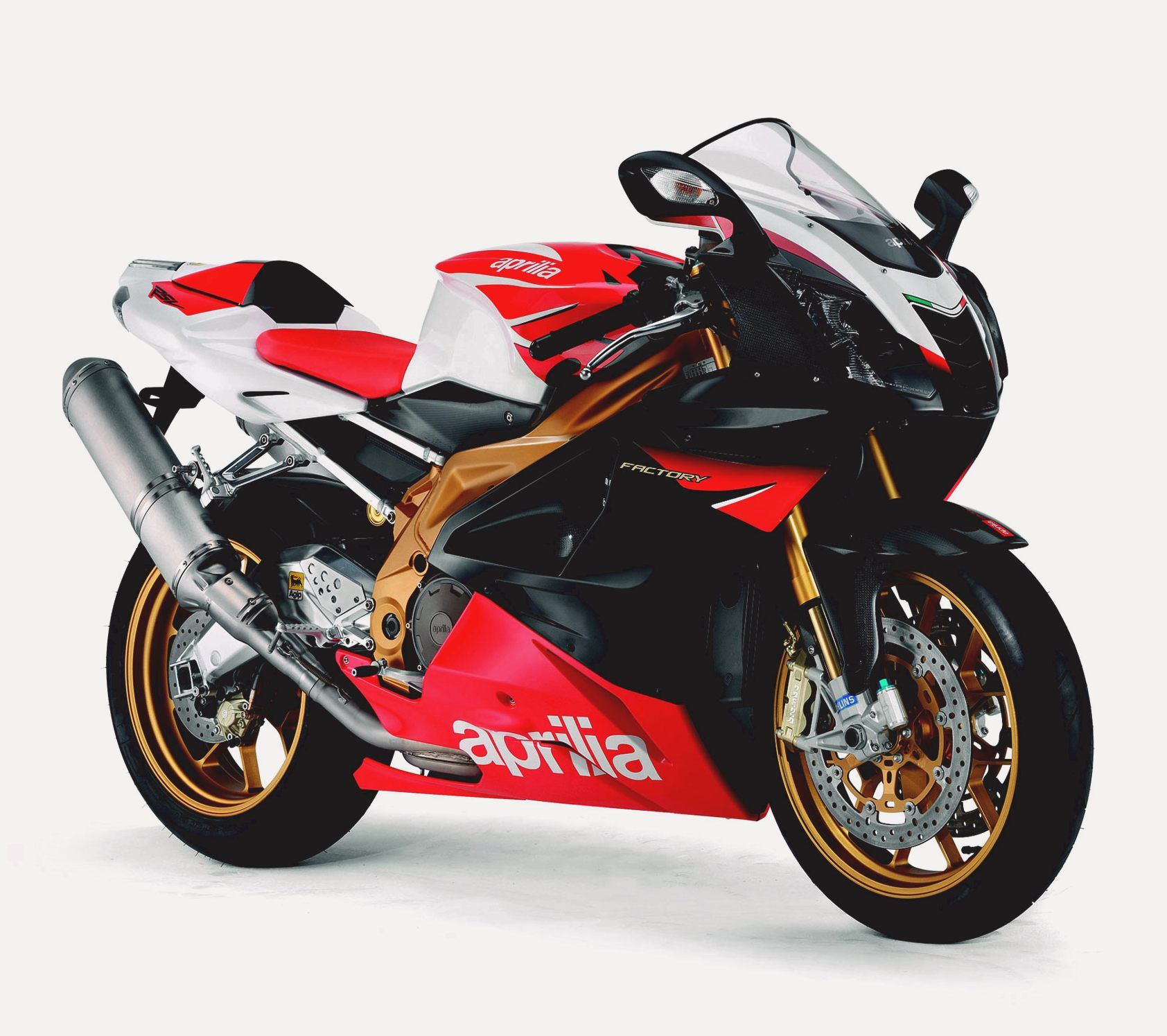Aprilia Tuono 1000 R Factory wallpapers #6076