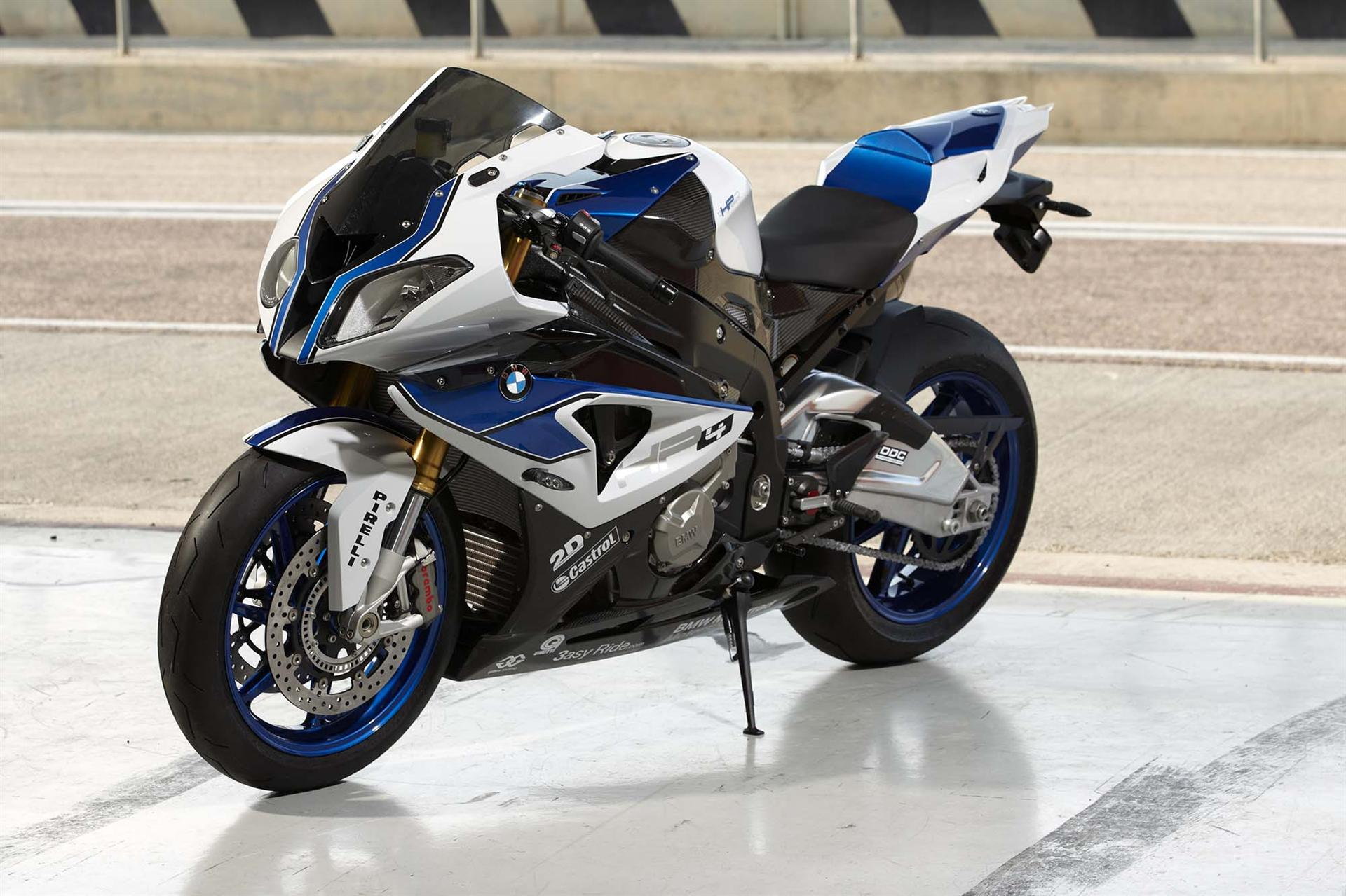 BMW HP4 images #9436
