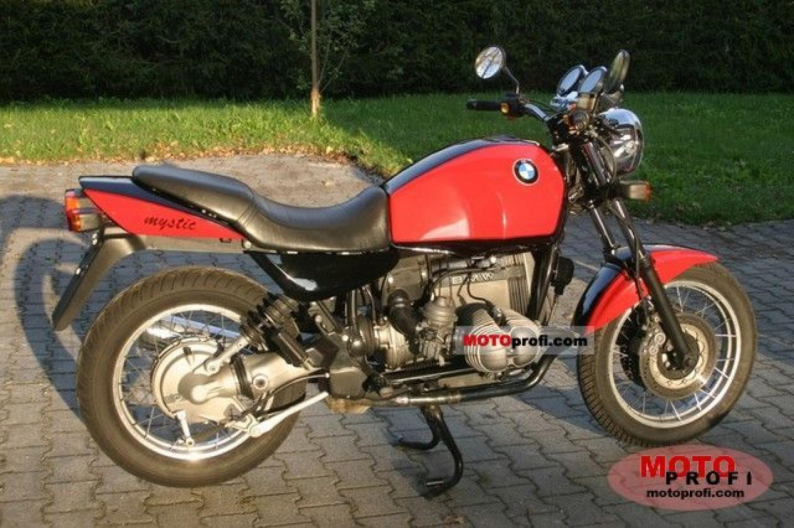 BMW R80GS 1996 images #154852