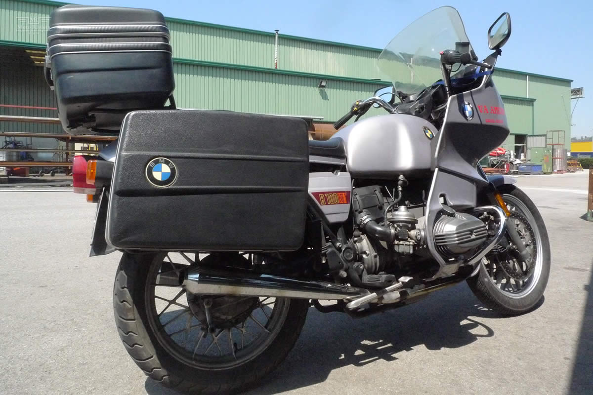 BMW R80RT 1982 images #4185