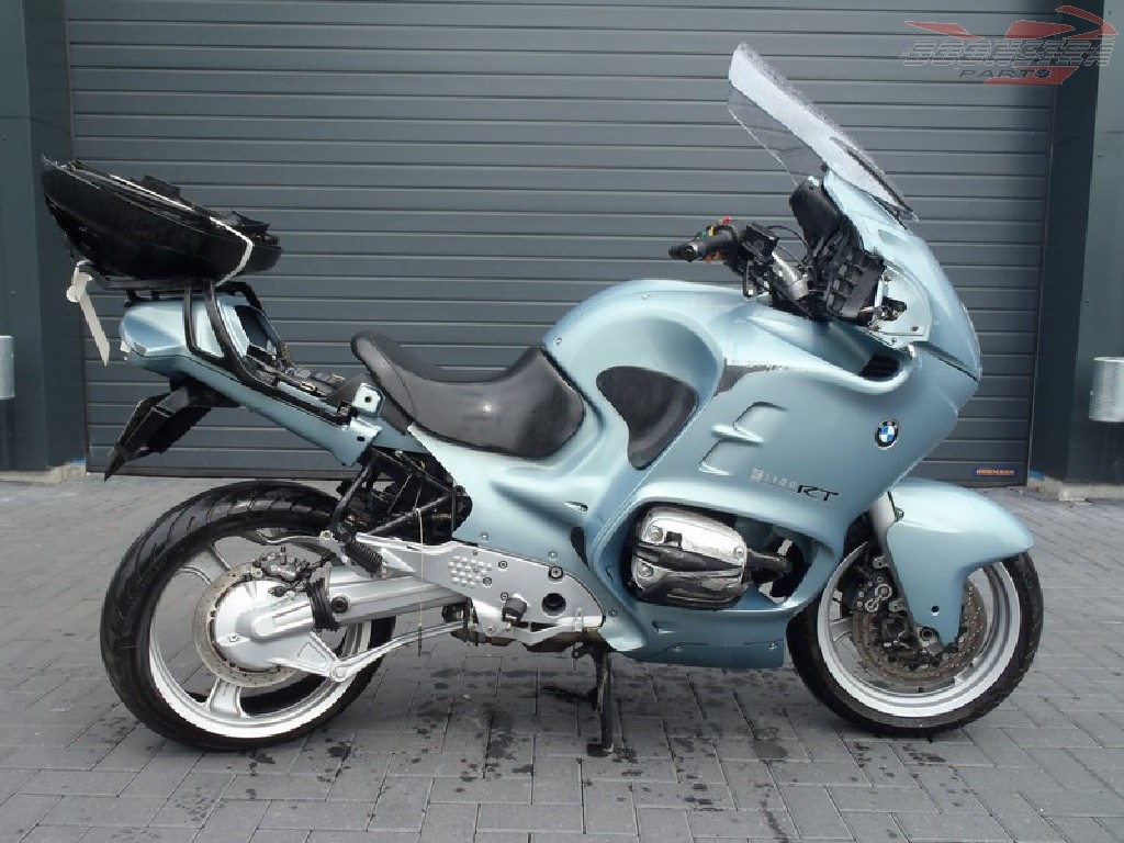 BMW R850RT 1997 images #165363