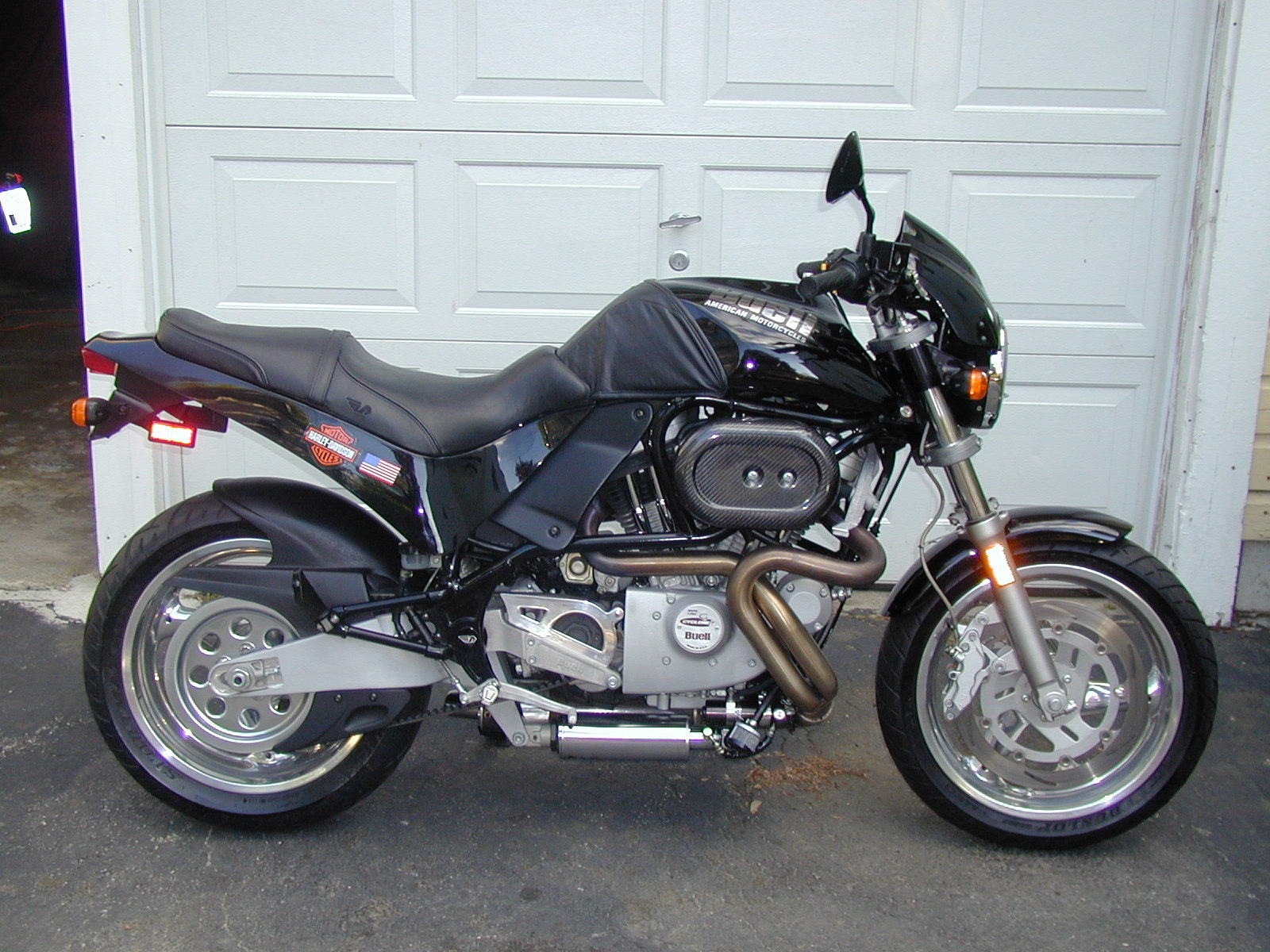 Buell M2 Cyclone 1999 images #153269