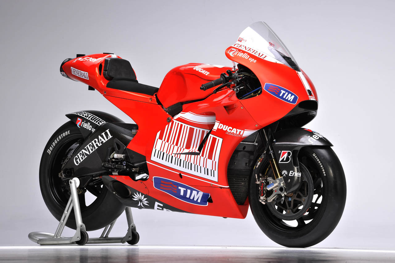 Ducati Desmosedici RR wallpapers #12022