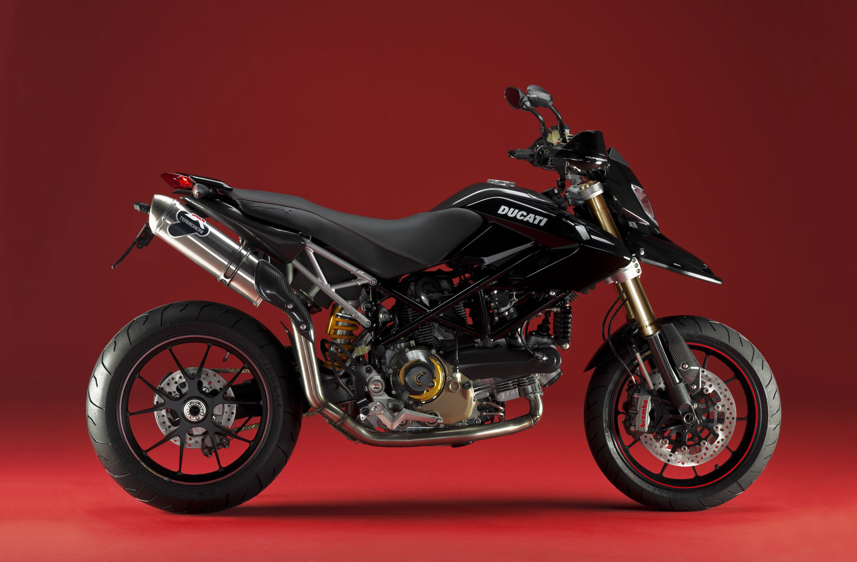 Ducati HM Hypermotard 2006 images #79432