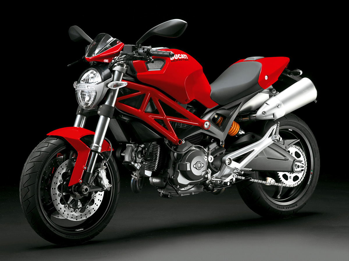 Ducati Monster 659 2013 wallpapers #13215