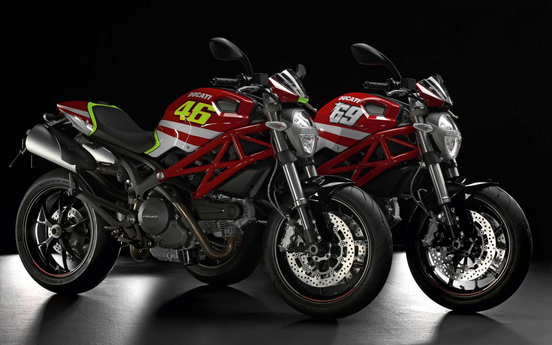 Ducati Monster 796 ABS 2015 wallpapers #13115