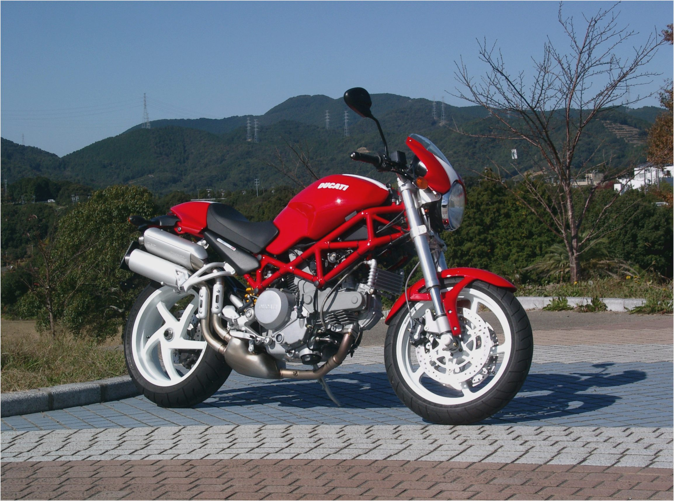 Ducati Monster 800 images #154654