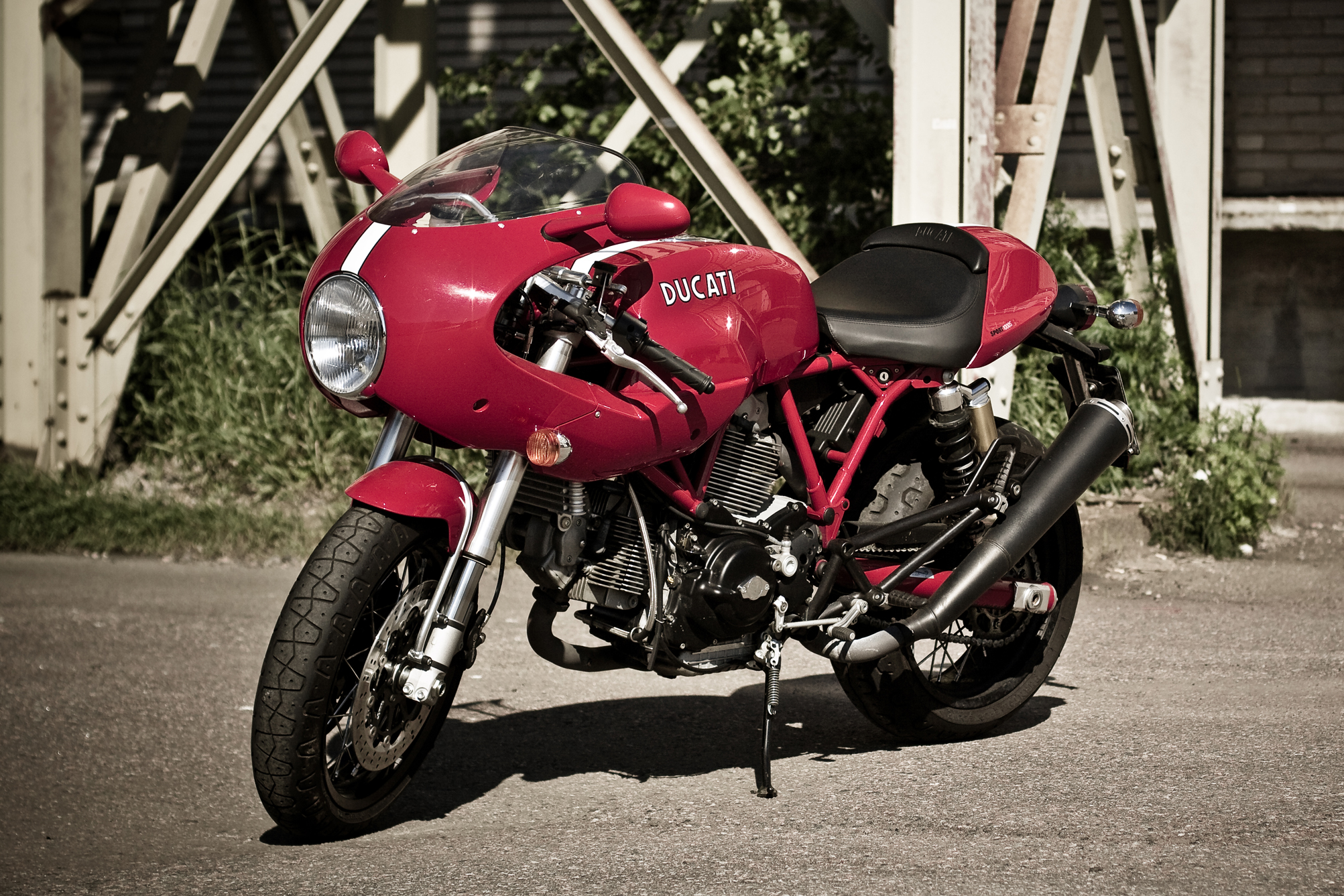 Ducati SportClassic Sport 1000 2006 wallpapers #11923