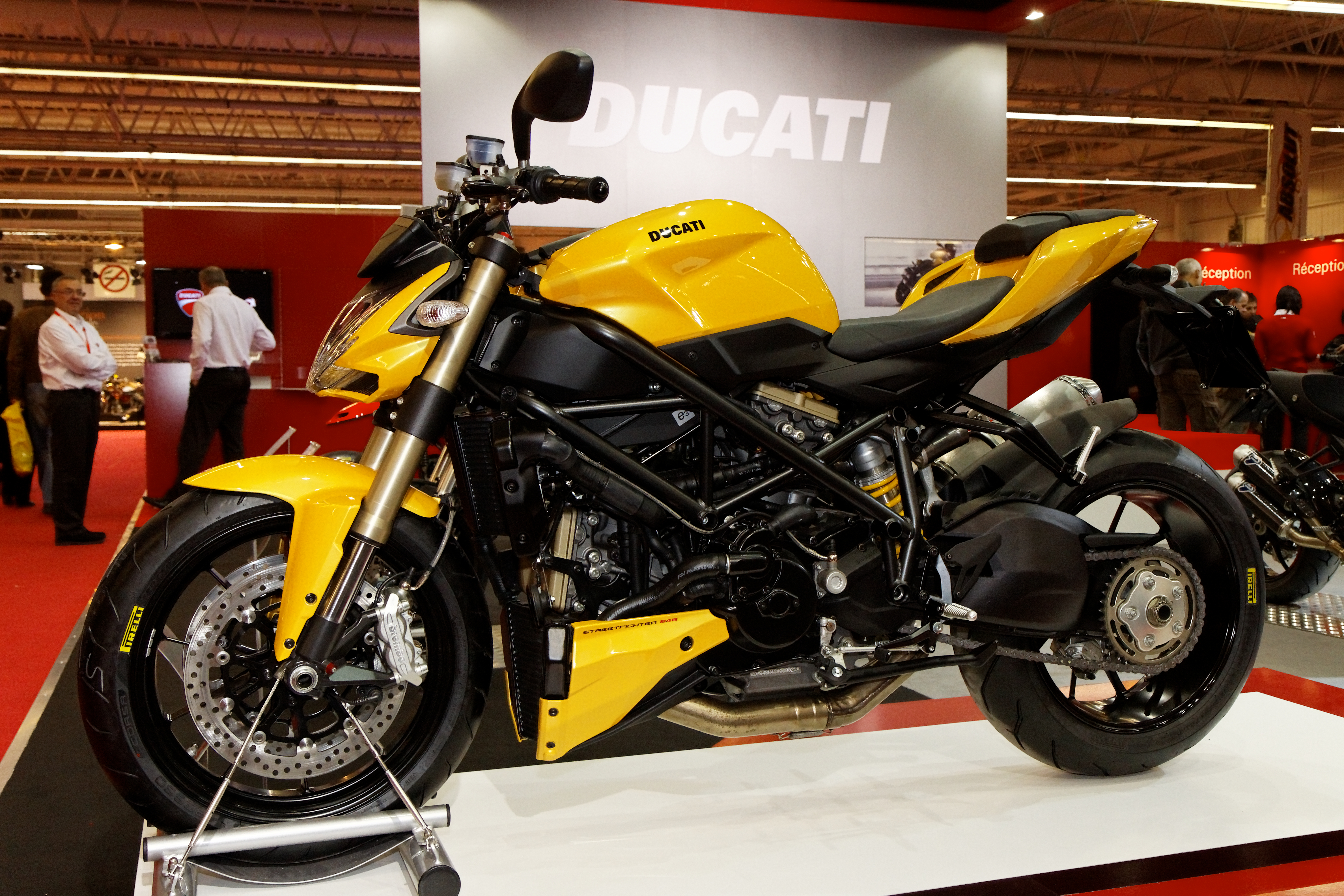 Ducati Streetfighter 848 wallpapers #13414